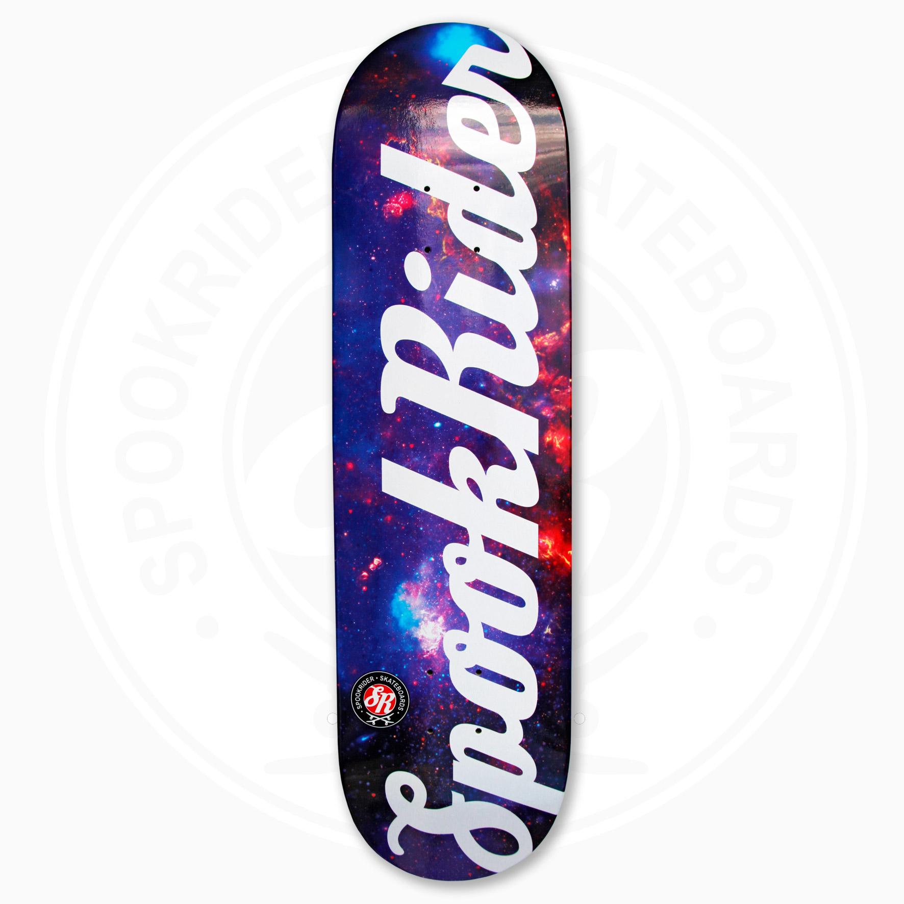SpookRider Galaxy Logo board