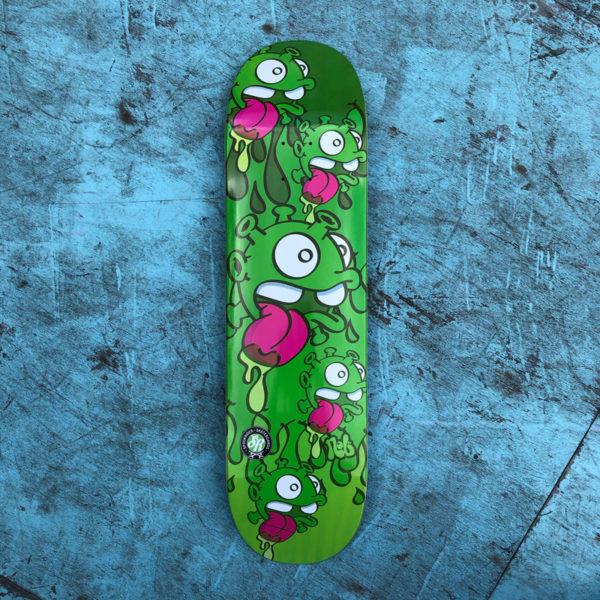 Spookrider x NolArt collab board