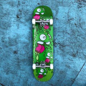 Spookrider skateboard