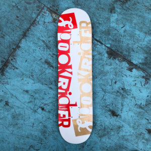 SpookRider skateboard Ranson 2019