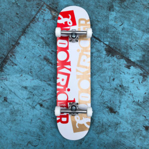 Spookrider skateboard complete