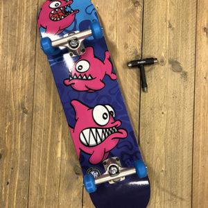 Spookrider Compleet skateboard